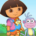Dora the Explorer Swiper's Big Adventure