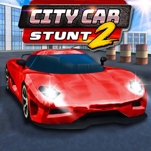 City Car Stunt 2 Friv Racing Games At Friv2 Racing
